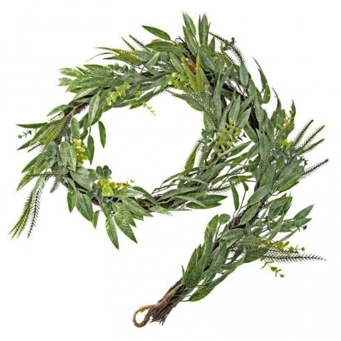 Artificial Foliage on Twig Garland