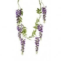 Artificial Wisteria Garland