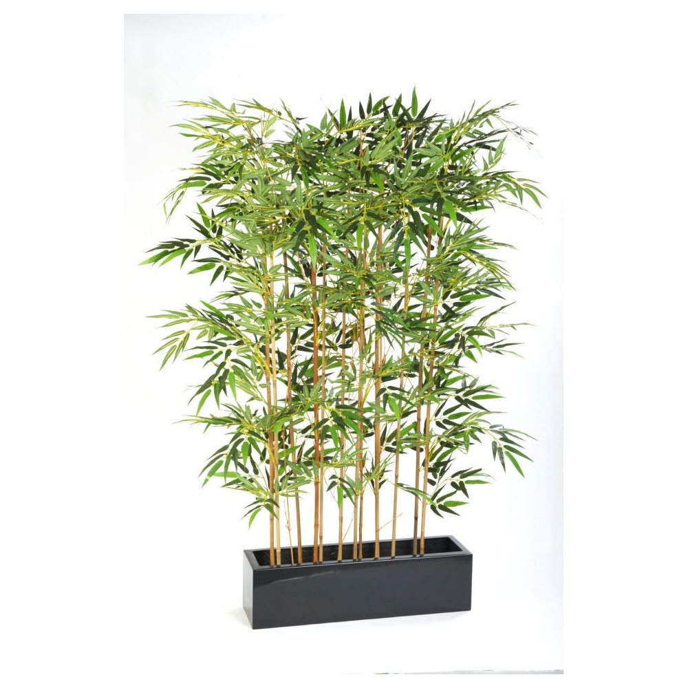 Bamboo Pants Uk: Artificial Bamboo Screen Office Or Restaurant Plants For