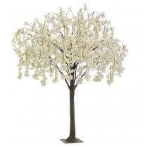 Cream Trailing Blossom Tree