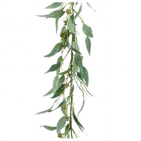 Eucalyptus and Willow Garland