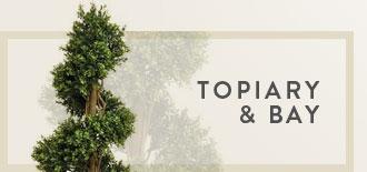 Topiary & Bay