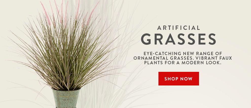 Artificial Grasses - Shop Now
