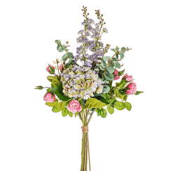 Premium Mixed Bouquet with Lilac Hydrangea
